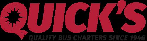 Quick's Bus Logo